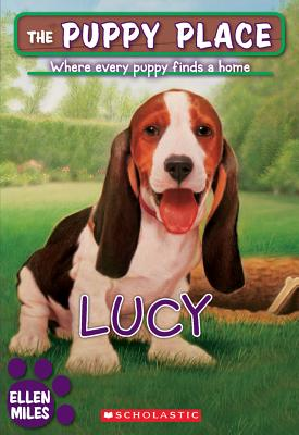 The Puppy Place #27: Lucy Cover Image