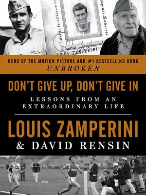 Cover for Don't Give Up, Don't Give In