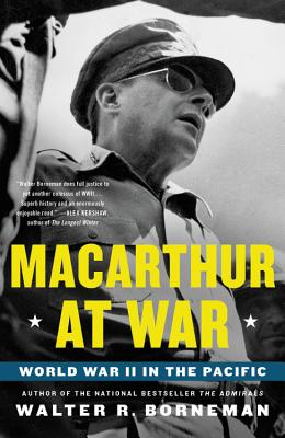 MacArthur at War: World War II in the Pacific cover