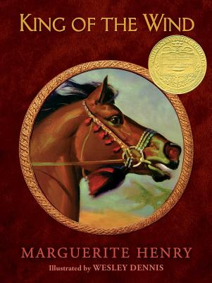 King of the Wind: The Story of the Godolphin Arabian Cover Image