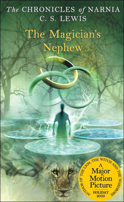 Magician's Nephew (Chronicles of Narnia #1) Cover Image