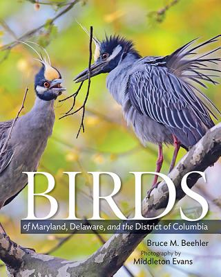 Birds of Maryland, Delaware, and the District of Columbia Cover Image
