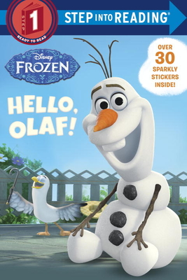 Hello, Olaf! (Disney Frozen) (Step into Reading) Cover Image