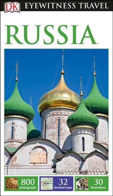 DK Eyewitness Russia (Travel Guide) Cover Image