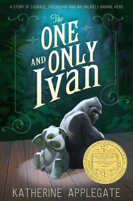 One and Only Ivan Cover Image