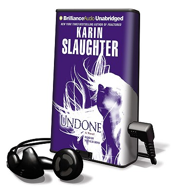 Undone [With Earbuds] (Playaway Adult Fiction) Cover Image