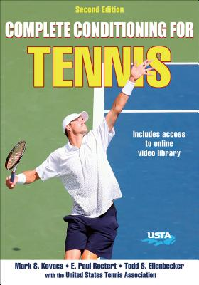 Complete Conditioning for Tennis (Complete Conditioning for Sports) Cover Image