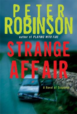 Strange Affair: A Novel of Suspense Cover Image
