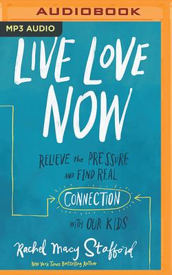 Cover for Live Love Now