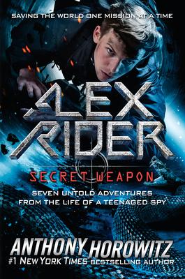 Alex Rider: Secret Weapon cover image