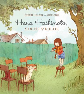 Hana Hashimoto, Sixth Violin Cover Image