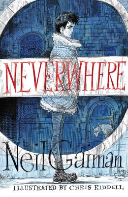 Neverwhere Illustrated Edition Cover Image