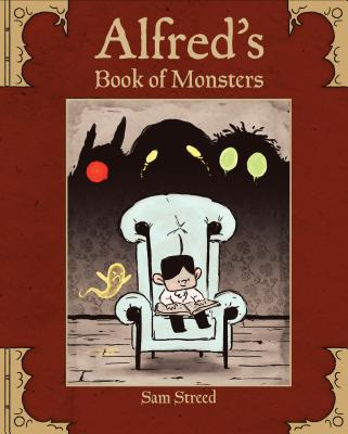 Alfred's Book of Monsters Cover Image