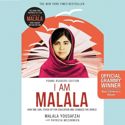 I Am Malala, Young Reader's Edition: How One Girl Stood Up for Education and Changed the World Cover Image