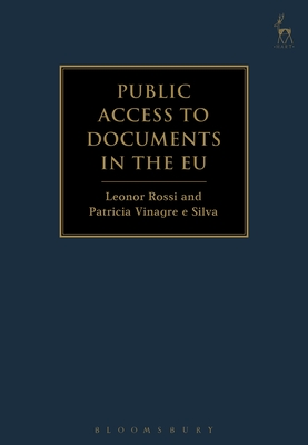 Public Access to Documents in the EU Cover Image