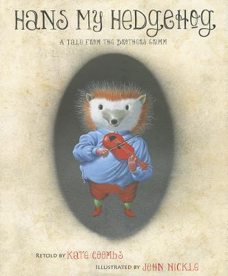 Hans My Hedgehog Cover