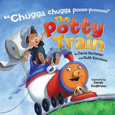 The Potty Train Cover Image