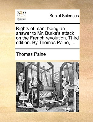 thomas paine and the justification for the french revolution Thomas p slaughter, ed common sense and related writings, by thomas paine in court documents, paine denied he owes the money and has a counterclaim against the bank, alleging conspiracy, malicious prosecution, libel and bad faith.