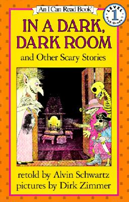 Cover for In a Dark, Dark Room and Other Scary Stories Book and Tape
