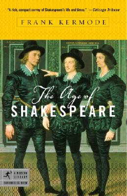 The Age of Shakespeare Cover