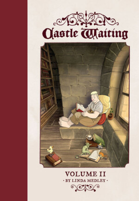 Castle Waiting Vol. 2: The Definitive Edition Cover Image