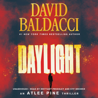 Daylight (An Atlee Pine Thriller) Cover Image