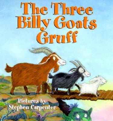 Cover for The Three Billy Goats Gruff