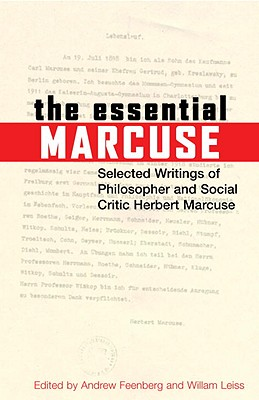 Essential Marcuse Cover