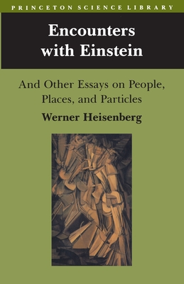 Cover for Encounters with Einstein