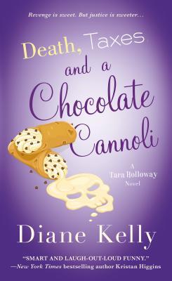 Death, Taxes, and a Chocolate Cannoli (A Tara Holloway Novel #9) Cover Image