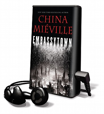 Embassytown [With Earbuds] (Playaway Adult Fiction) Cover Image