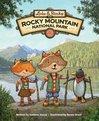Lulu & Rocky in Rocky Mountain National Park Cover Image