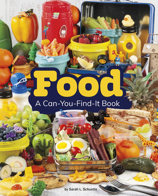 Food: A Can-You-Find-It Book (Can You Find It?) Cover Image
