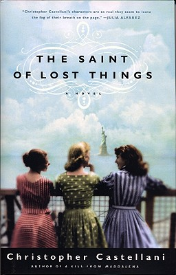 The Saint of Lost Things Cover