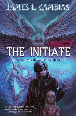 The Initiate Cover Image