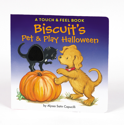 Biscuit's Pet & Play Halloween Cover Image