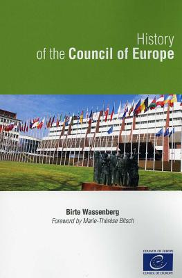 History of the Council of Europe Cover Image