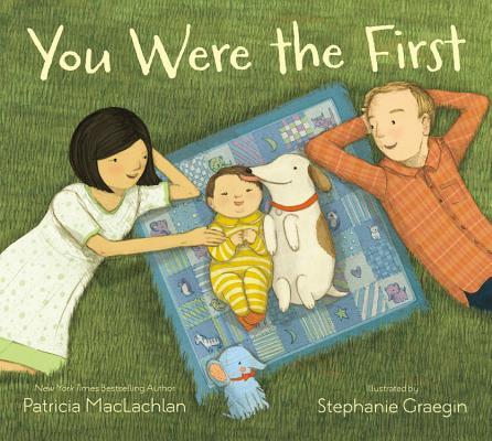 You Were the First Cover Image