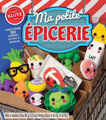 Klutz: Ma Petite Épicerie Cover Image