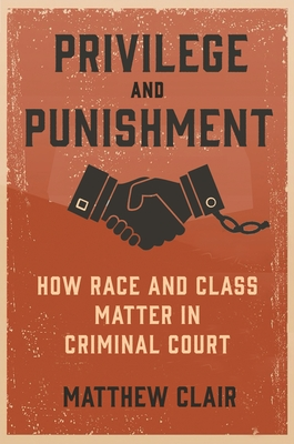 Privilege and Punishment: How Race and Class Matter in Criminal Court Cover Image