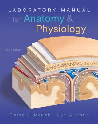 Laboratory Manual for Anatomy & Physiology Cover Image