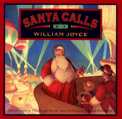 Santa Calls Cover Image