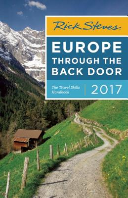 Rick Steves Europe Through the Back Door 2017 Cover Image
