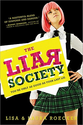 The Liar Society Cover