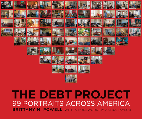 The Debt Project: 99 Portraits Across America Cover Image