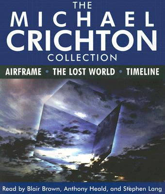 The Michael Crichton Collection Cover