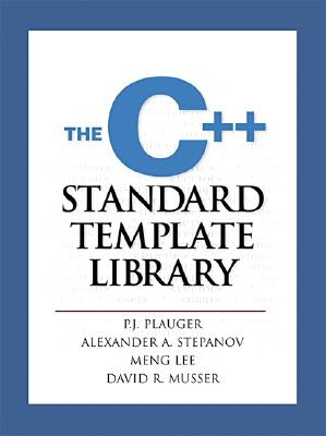 The C++ Standard Template Library Cover Image