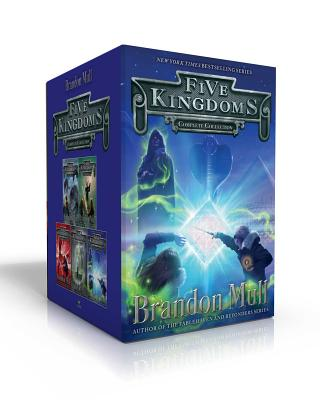 Cover for Five Kingdoms Complete Collection