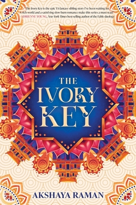 The Ivory Key (The Ivory Key Duology) Cover Image