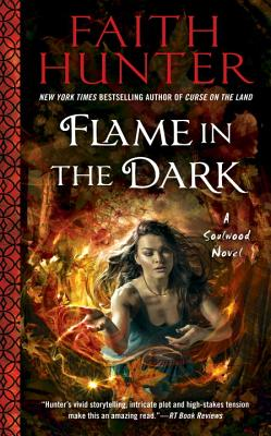 Flame in the Dark (Soulwood Novel #3) Cover Image